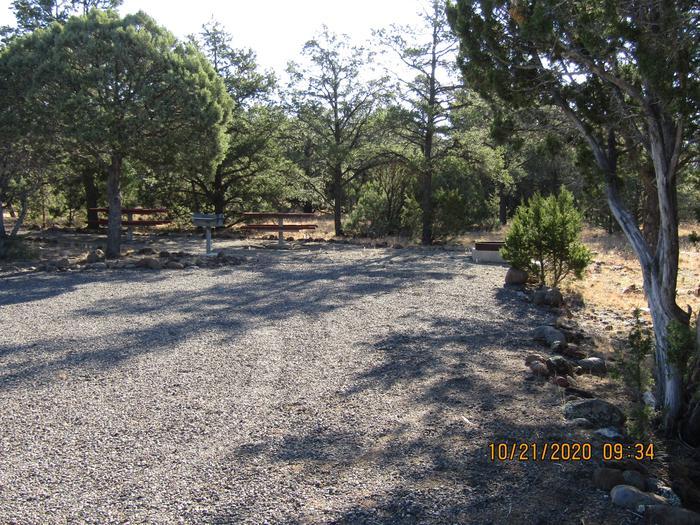 Close proximity to picnic areas.RV and picnic areas.