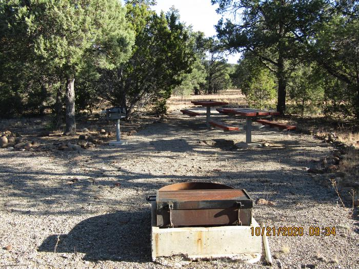 Different picnic areas .Picnic areas.