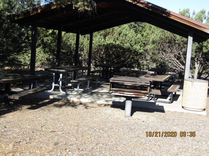 Community picnic, and gathering.Gathering area.