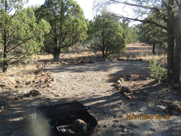 Close tent areas to fire pits. Close tent areas.