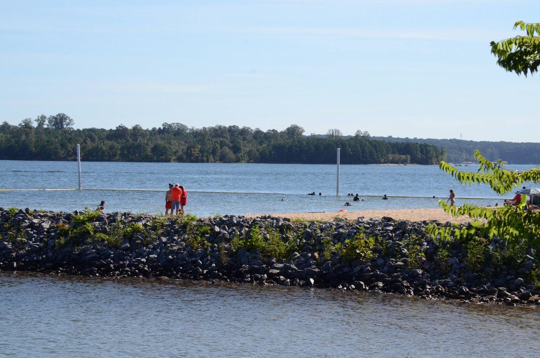 Galt's Ferry Jetty and Swim Beach
