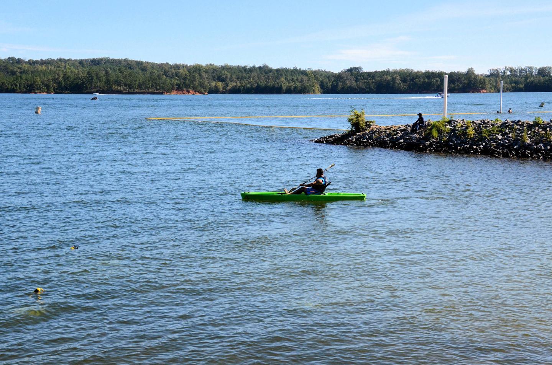 Galt's Ferry Jetty and Swim Area