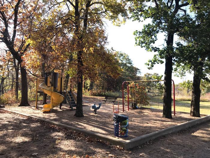 Spencer Creek Playground