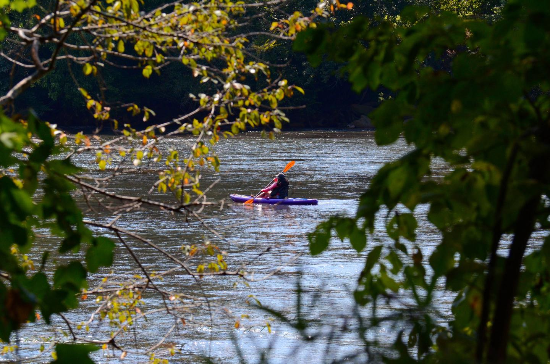 Riverside Park Day Use Area, KayakingRiverside Park Day Use Area, Kayaking.