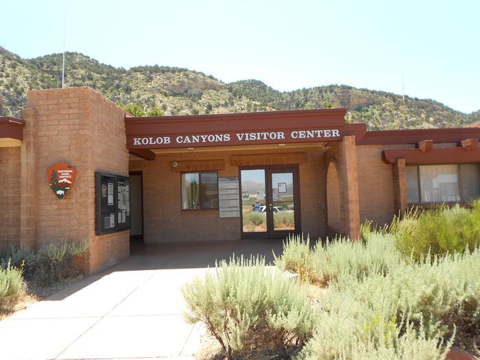 Kolob Canyons Visitor Center