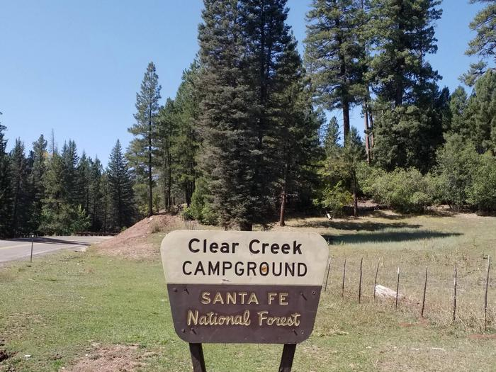 Preview photo of Clear Creek Campground (NM)