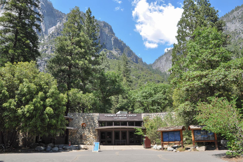 Yosemite Valley Visitor Center