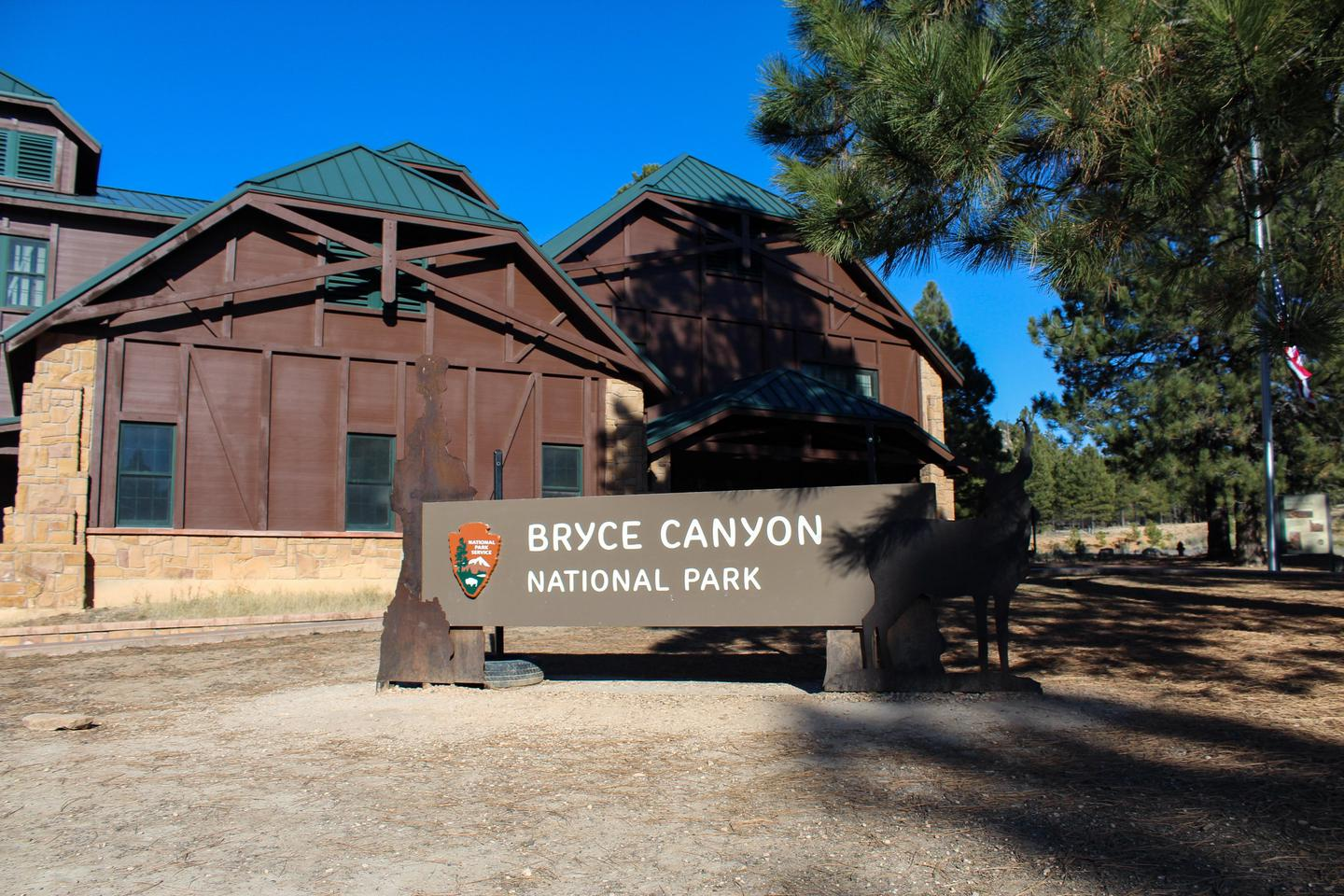 Bryce Canyon Visitor CenterThe park Visitor Center is located 1 mile past the park entrance and is open most days at 8 a.m.