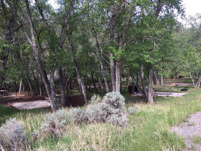 Trail Creek Tent Campground