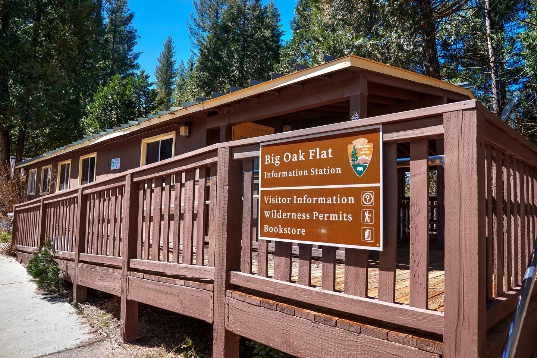 Big Oak Flat Information Station