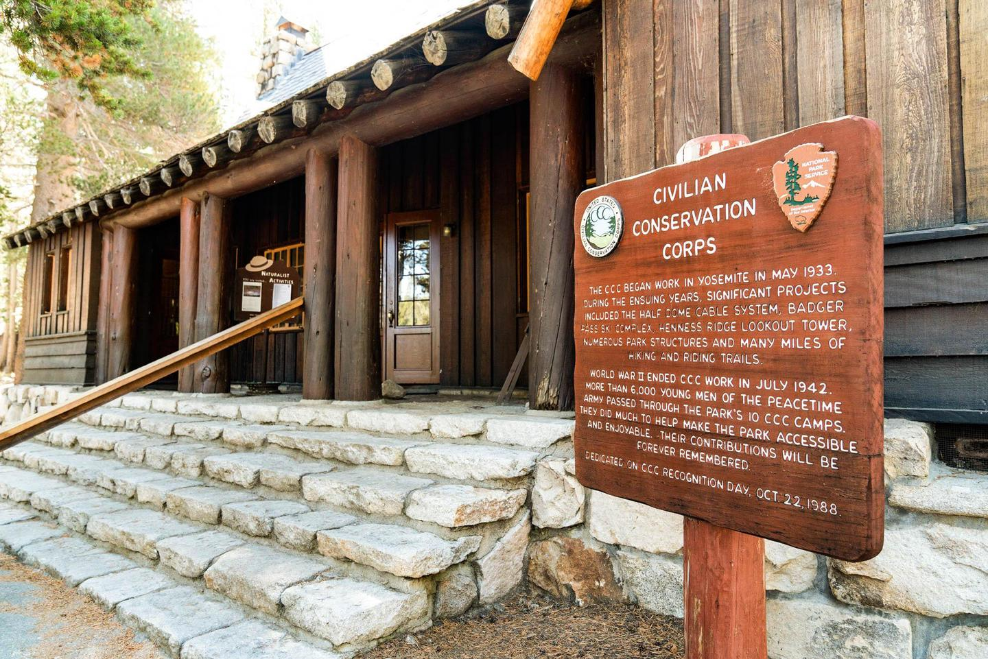 Tuolumne Meadows Visitor Center