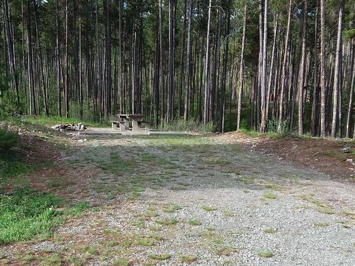 McGregor Lake Site 9