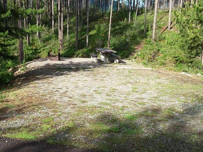 McGregor Lake Site 5
