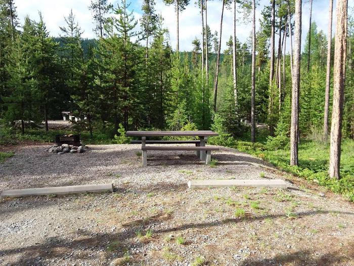 McGregor Lake Site 4-table