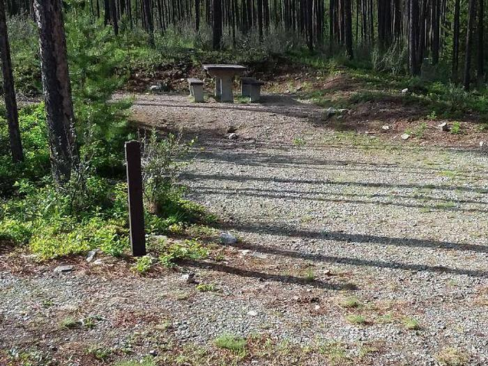 McGregor Lake Site 11