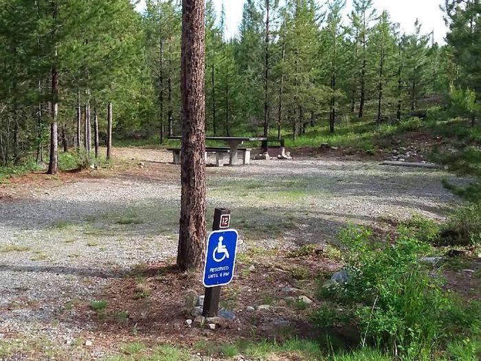 McGregor Lake Site 12