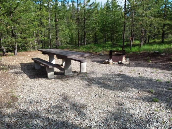 McGregor Lake Site 12-table