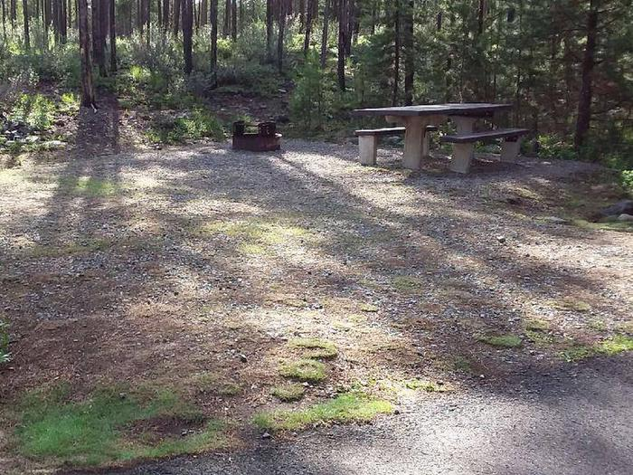 McGregor Lake Site 14