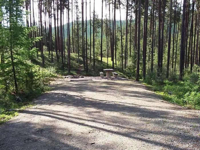 McGregor Lake Site 15