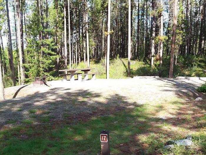 McGregor Lake Site 17