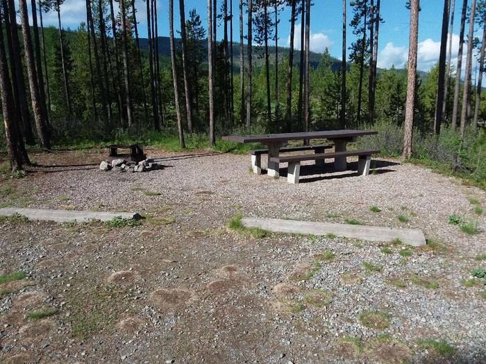McGregor Lake Site 19-table