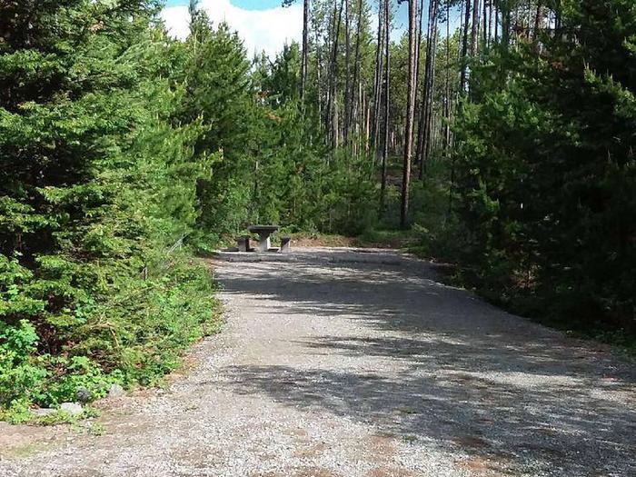 McGregor Lake Site 21