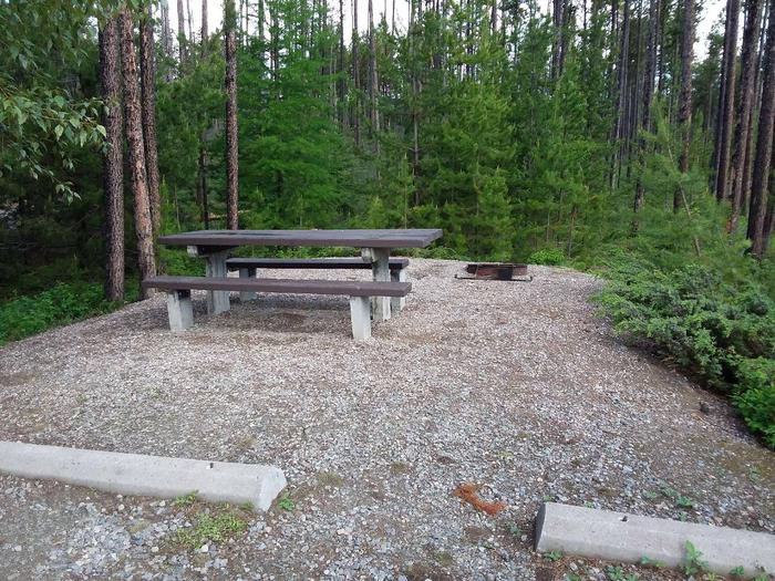 McGregor Lake Site 22-table