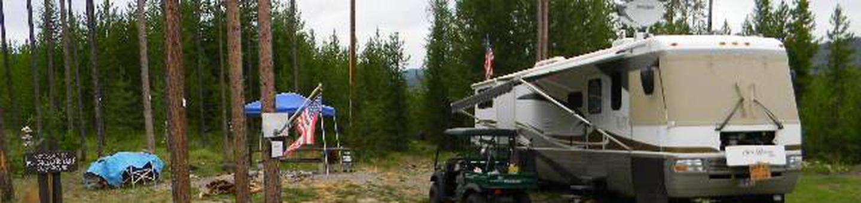 McGregor Lake Host  Site