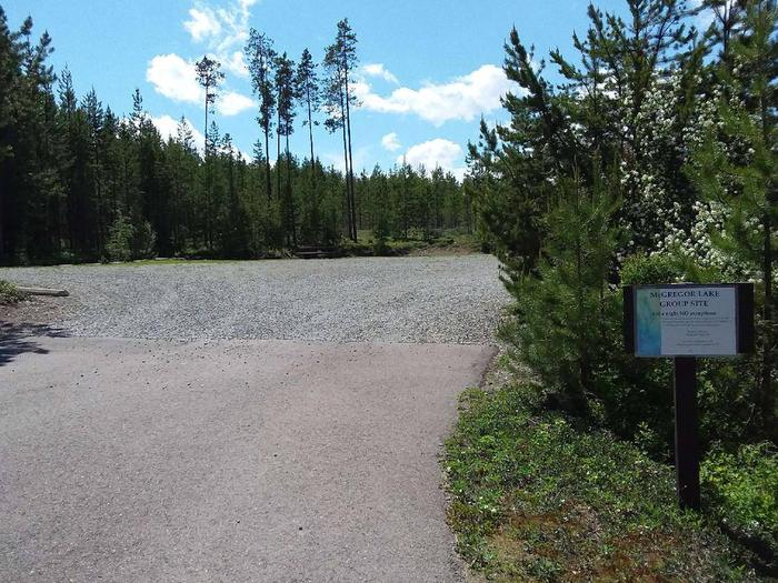 McGregor Lake Group Site