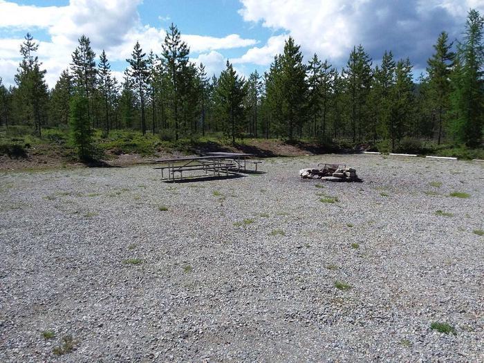 McGregor Lake Group Site - area
