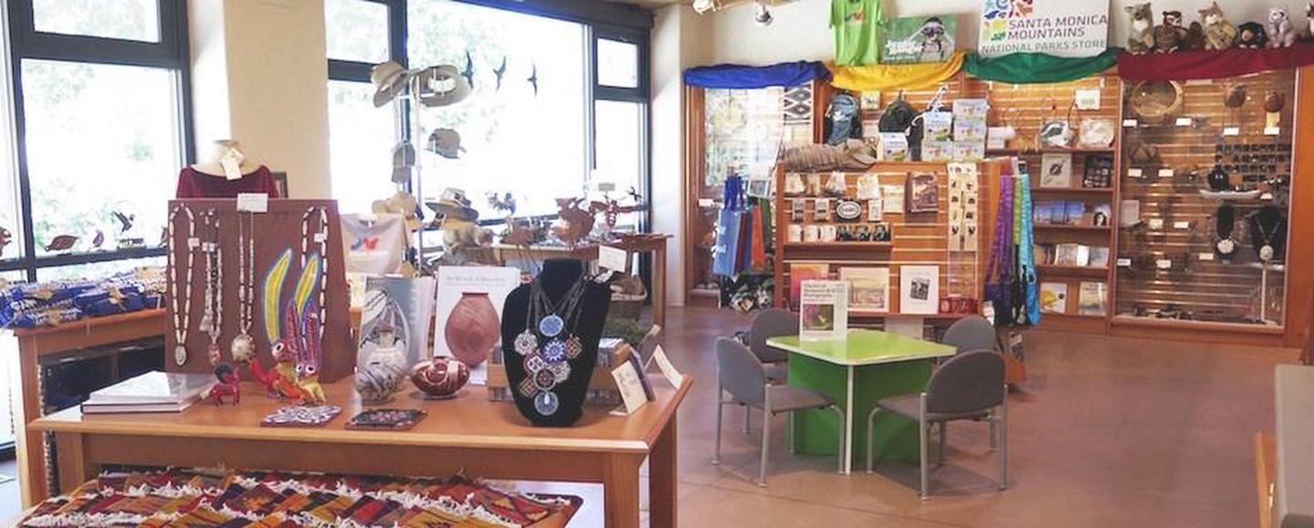 Santa Monica Mountains Visitor CenterThe park store is operated by Western National Parks Association, an official non-profit partner of the National Park Service dedicated to supporting the educational mission of Santa Monica Mountains National Recreation Area.