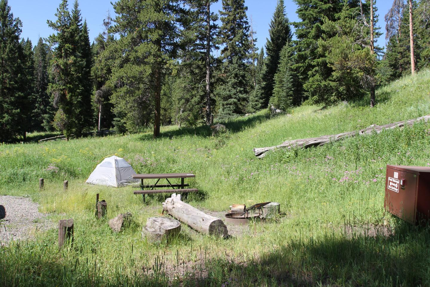 Preview photo of Pebble Creek Campground
