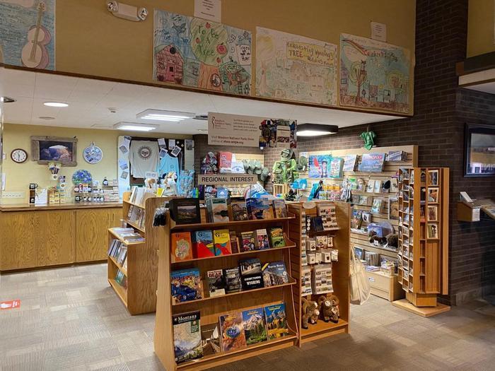 WNPA Bookstore