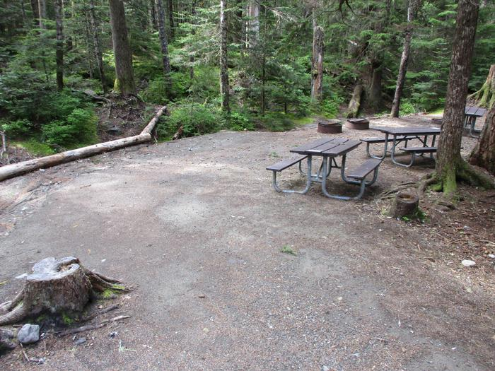 Picnic Area and fire pits