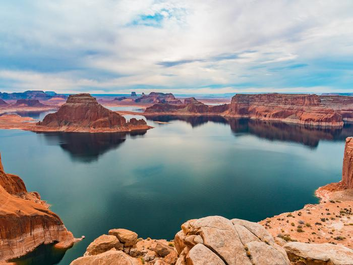 Preview photo of Glen Canyon Weekly Boat Pass