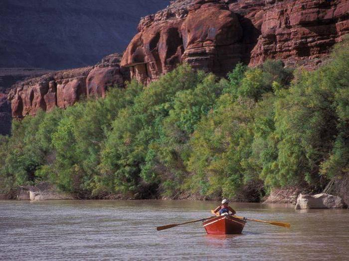 Preview photo of Canyonlands National Park Overnight River Permits
