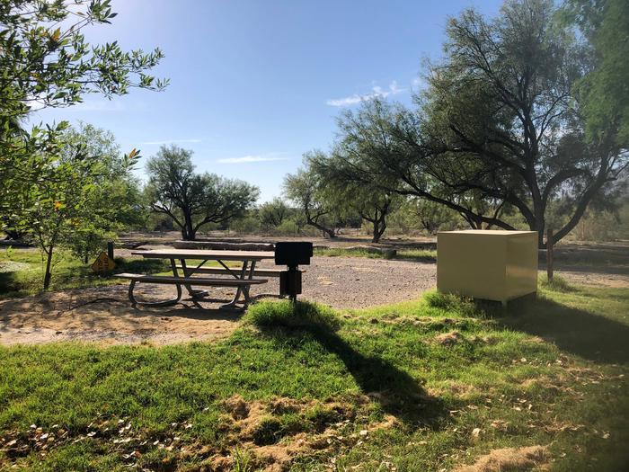 Campsite #21 view