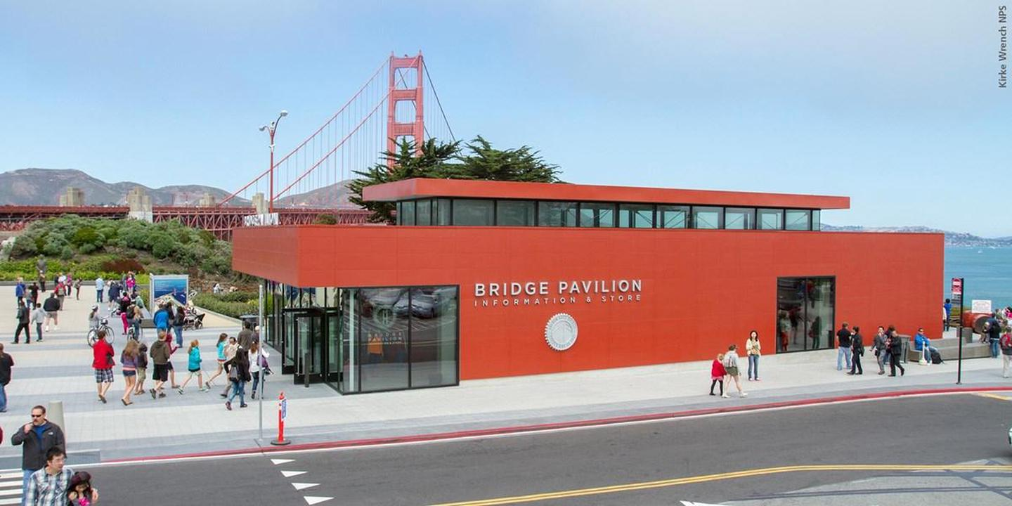 Golden Gate Bridge Welcome Center