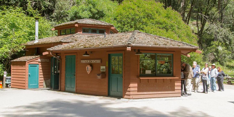 Muir Woods Visitor Center