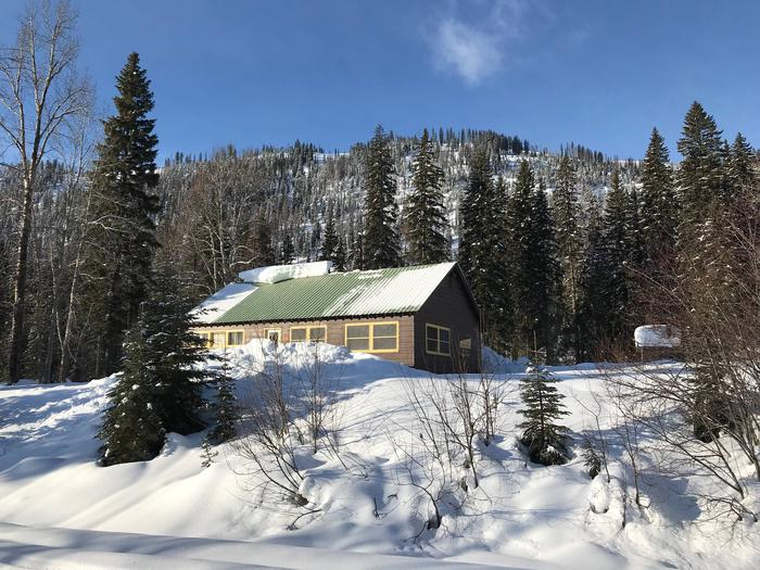 Anna - WinterAnna Creek - Winter