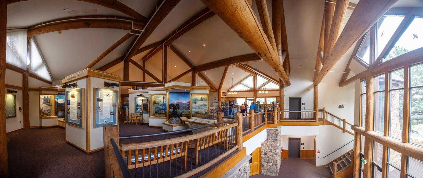 Fall River Visitor Center
