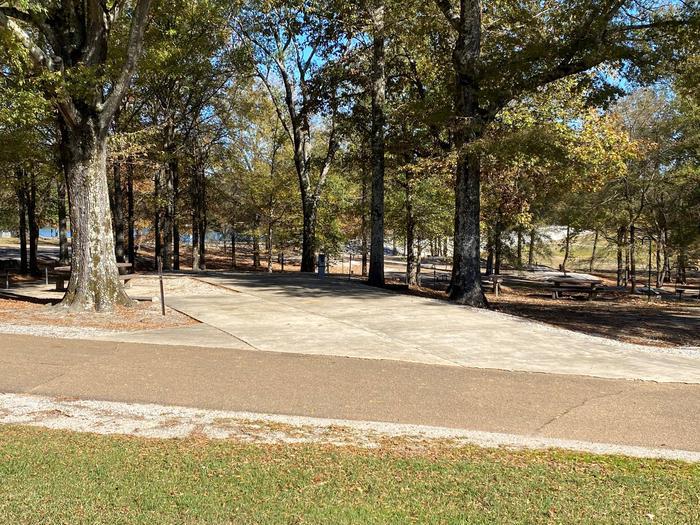 North Abutment Campground Site Thirty-SevenNorth Abutment Site Thirty-Seven