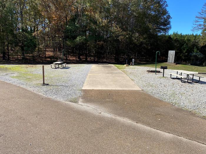 North Abutment Campground Site Seventy-OneNorth Abutment Site Seventy-One