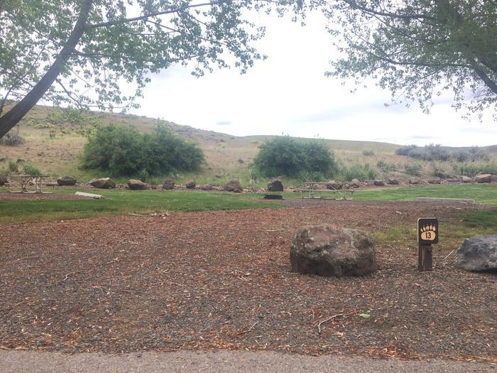 Mann Creek Site 13