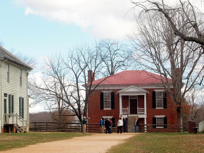 Preview photo of Appomattox Court House Visitor Center