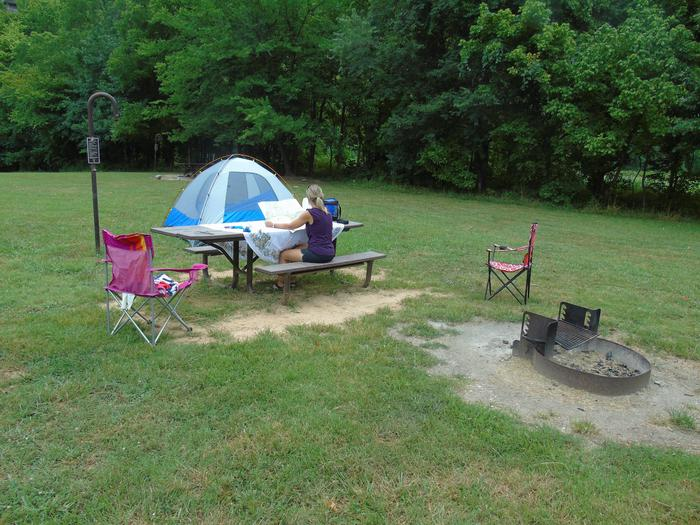 Steel Creek Camp Site #1 (photo 8)Steel Creek Camp Site #1