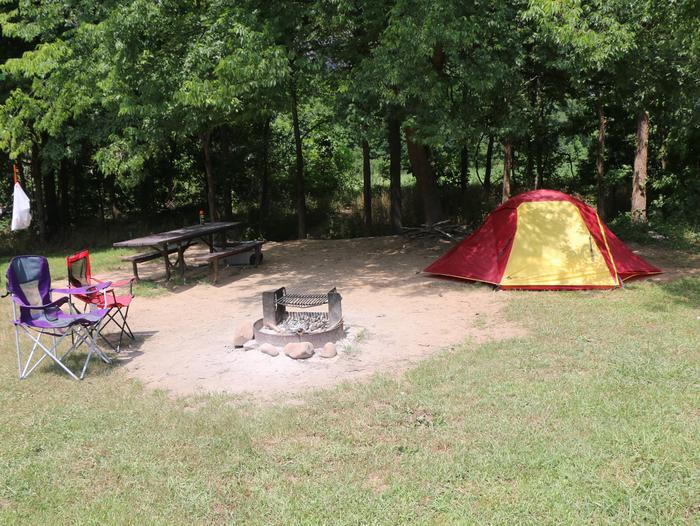 Steel Creek Camp Site #2