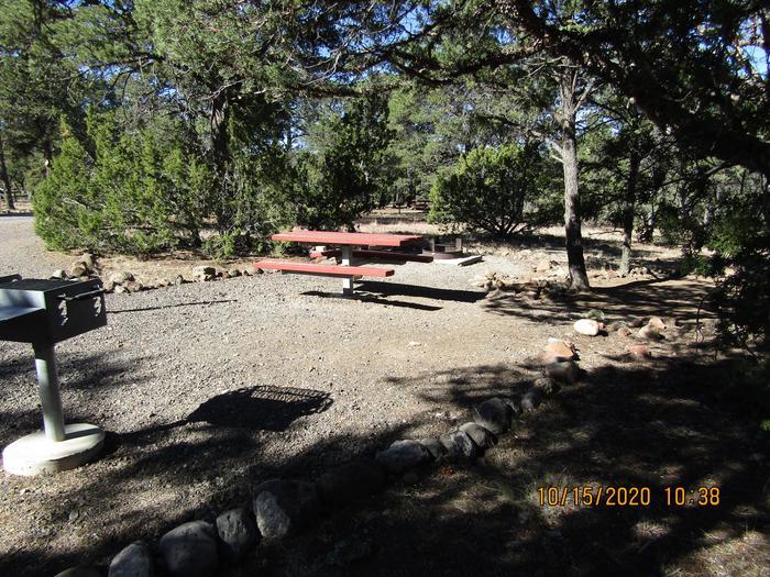 Big campsites Big walking areas