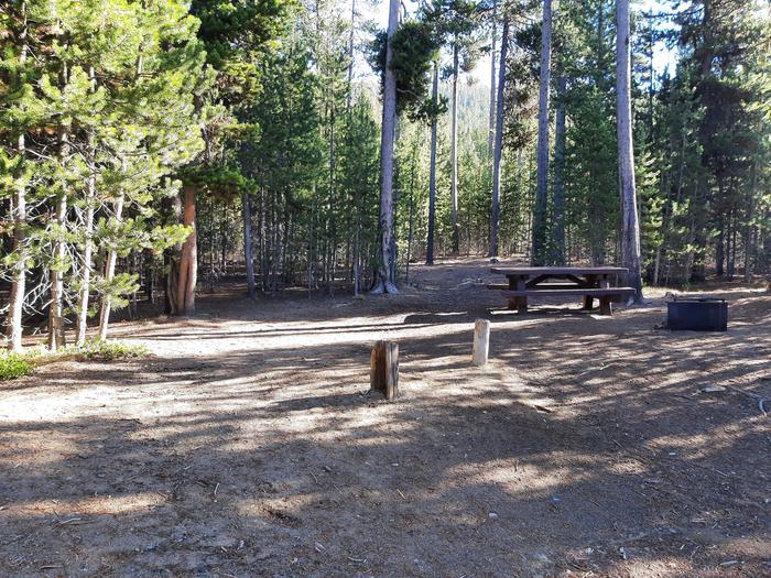 Cinder Hill Site 47