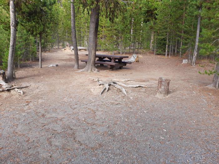 Cinder Hill Site 50